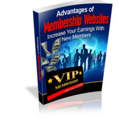 Advantages Of Membership Website