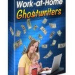 Work At Home Ghostwriters